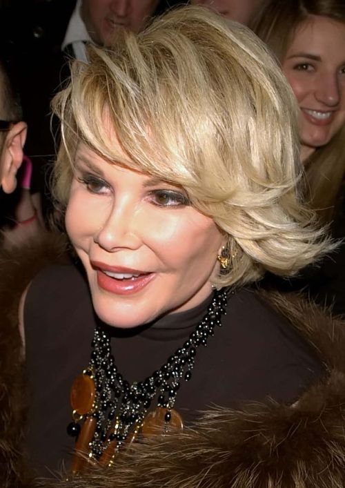 RIP Joan Rivers - Keep em Laughing in Heaven