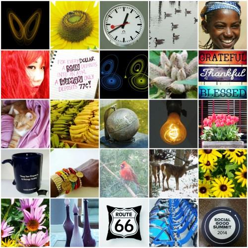 Weekly Photo Challenge: Album Cover Art