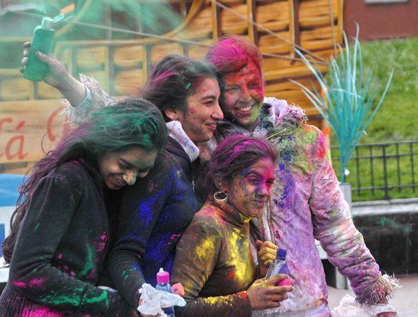 Motivation Mondays: Forgiveness - Holi Festival of Colors & Day of Forgiveness