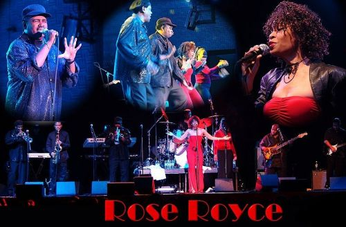 By Heart: I'm Wishing On A Star... Rose Royce collage