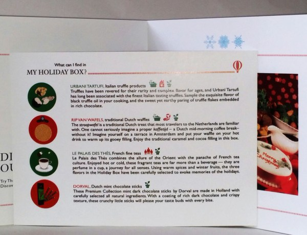 Try The World: Gifts Of Finest Foods Curated Globally