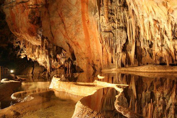 Motivation Mondays: SILENCE - Domica Cave in Slovakia