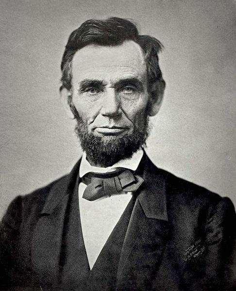 Motivation Mondays: Presidents' Day & Leadership - President Abraham Lincoln