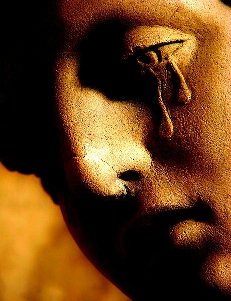 Motivation Mondays: ATTITUDE - Is this tears of sadness or joy?