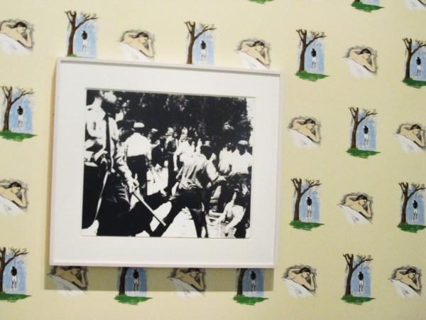 Weekly Phot Challenge: Walls... hangingmansleepingmanrobertgober1989