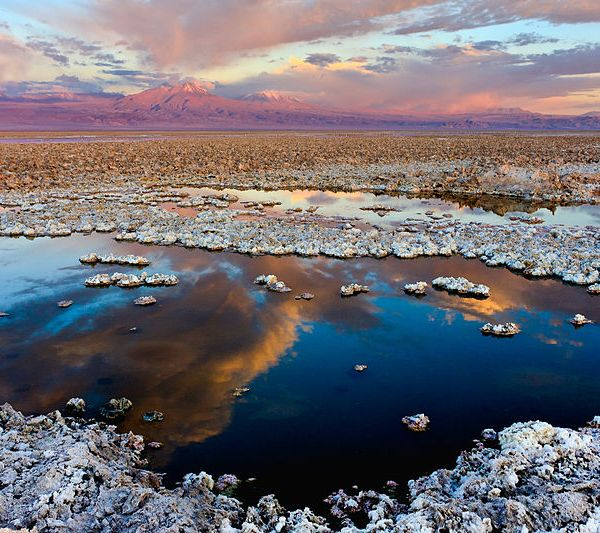 Writing 201: The Landscape Of Our Future - Salar de Atacama by Francesco Mocellin