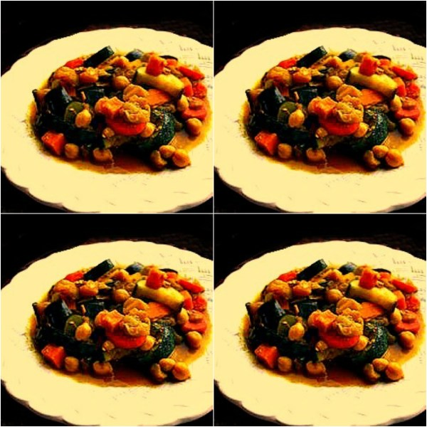 Try The World: A Taste Of Marrakesh - Marrakesh Stew collage