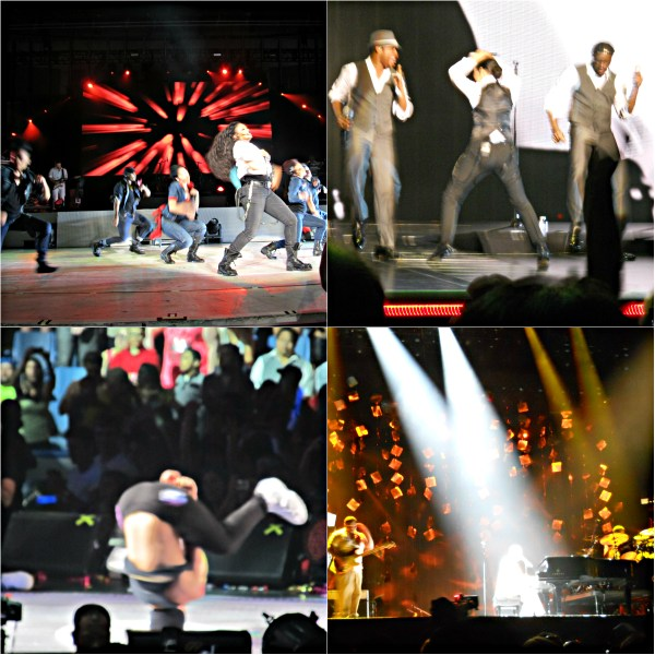 Weekly Photo Challenge: BLUR - Concert Shots