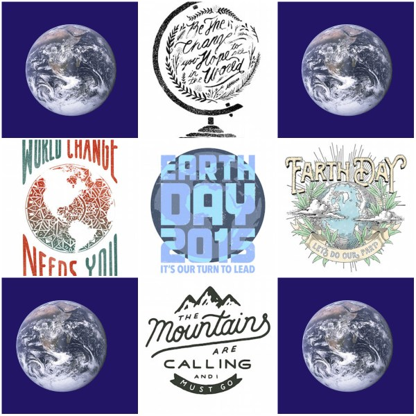 Earth Hour & Earth Day: Differences To Remember - Message Collage