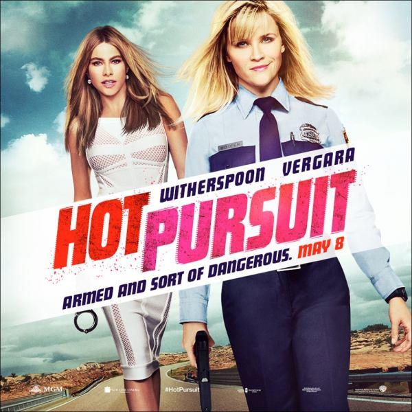 Hot Pursuit: A Movie Review
