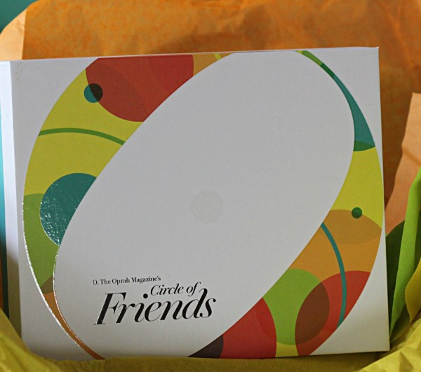 O's Circle Of Friends:  Happiness in a Box Review