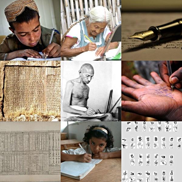 Inspiration: Writing as Medicine...