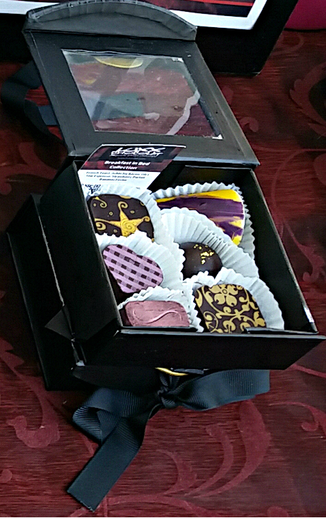 Food Files: Father's Day Gift Ideas - Breakfast in Bed Chocolates