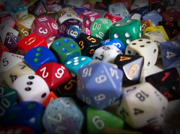 Haiku: GROUPTHINK - Like a tampered game of dice