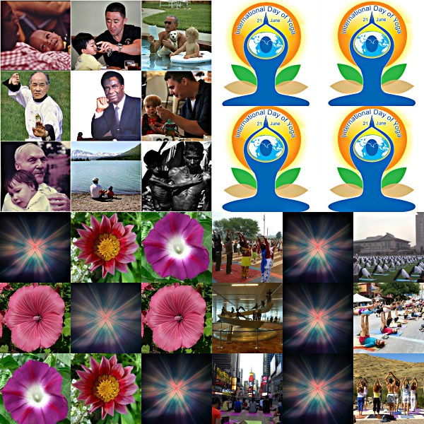 Happy Father's & International Yoga Day: 20 Things That Matter - Collage