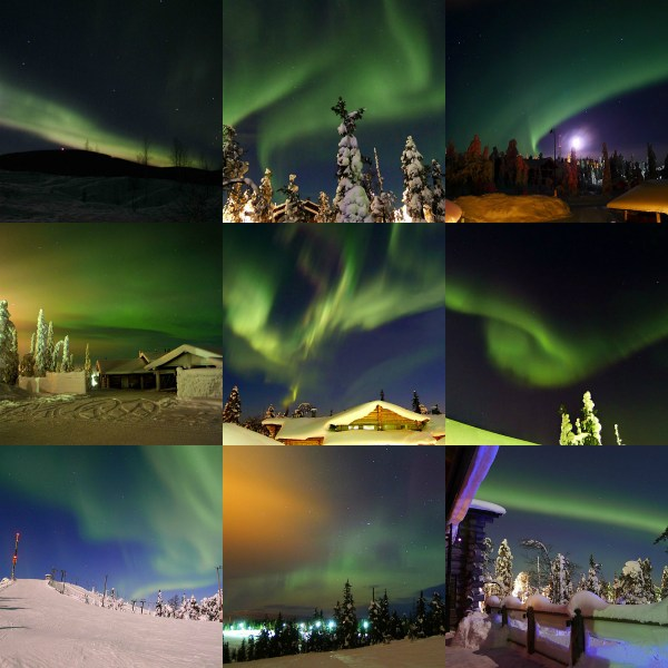 Motivation Mondays: POSSIBILITIES - Northern Lights