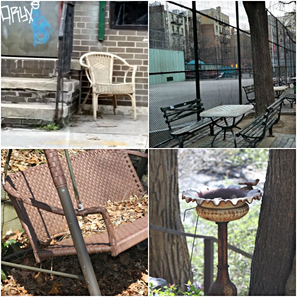 Weekly Photo Challenge: OFF-SEASON -  Off-Season empty spaces.