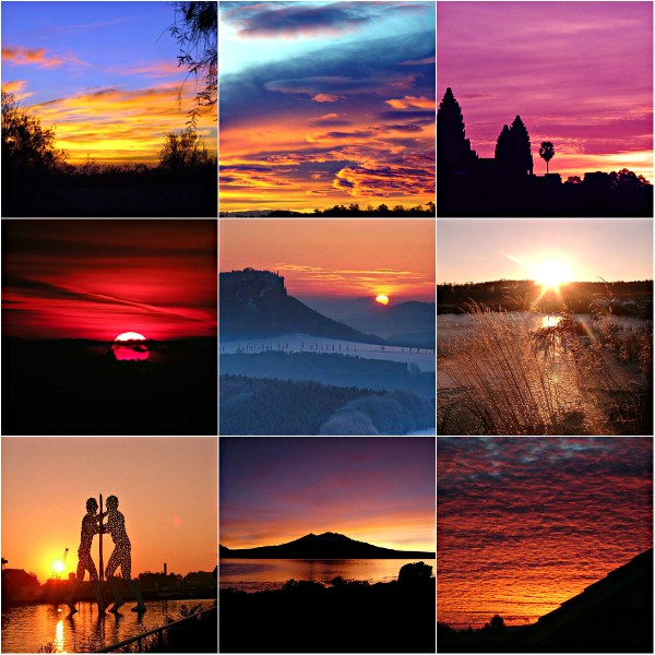 Motivation Mondays: POSSIBILITIES - Sunrise