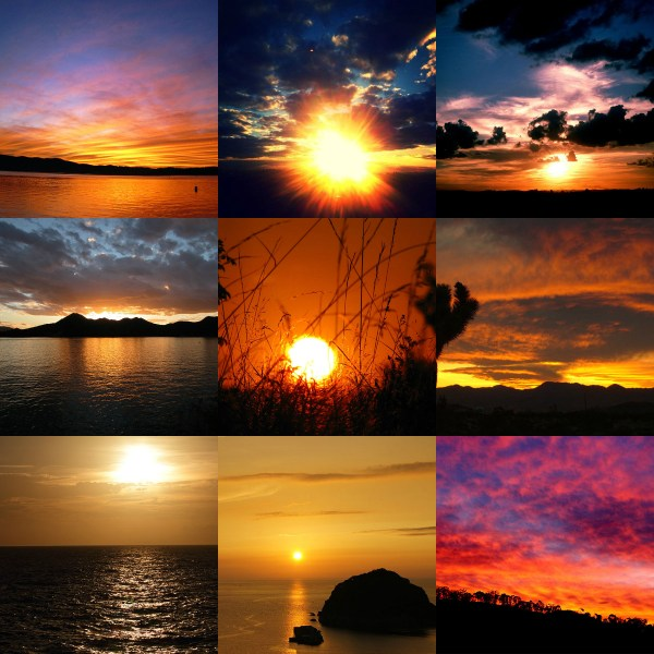 Motivation Mondays: POSSIBILITIES - Sunset