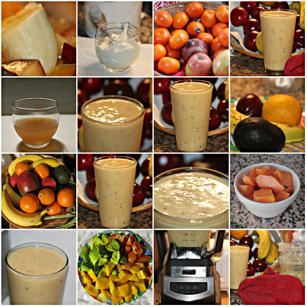 Food Files: Best Apple Cider & Fruit Smoothie
