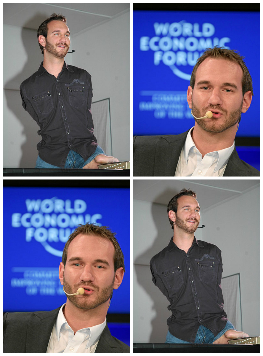 Nick Vujicic Book Life Without Limits