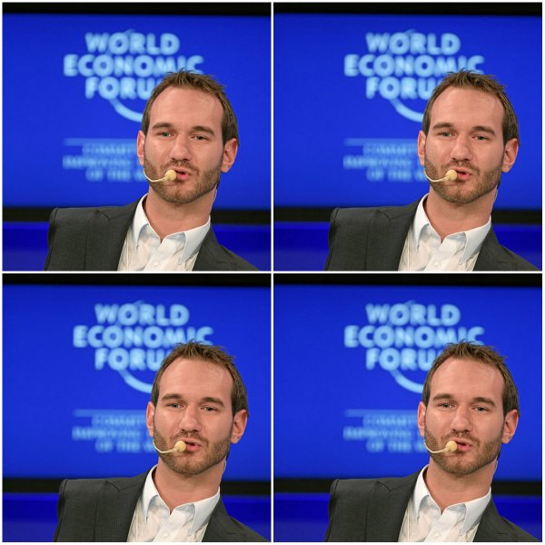 Nick Vujicic: Love & Life Without Limits