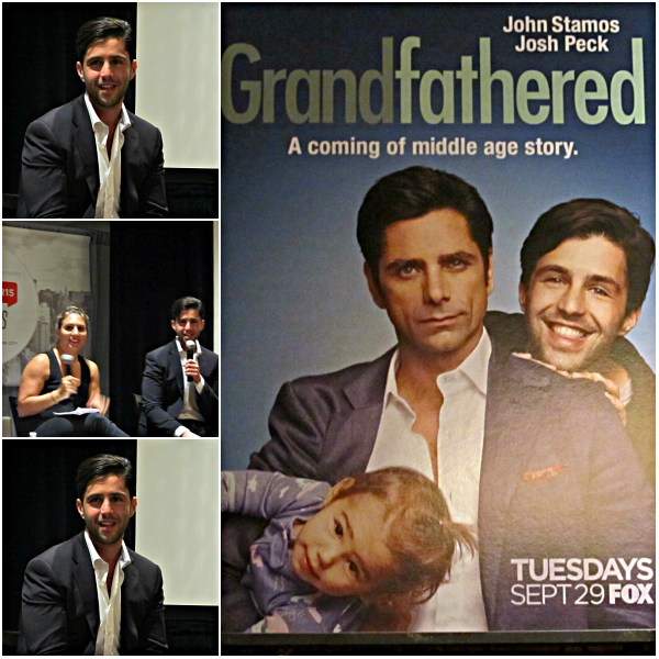 GRANDFATHERED: Superb Comedy Show Coming Your Way! - Stamos, Peck and Edie