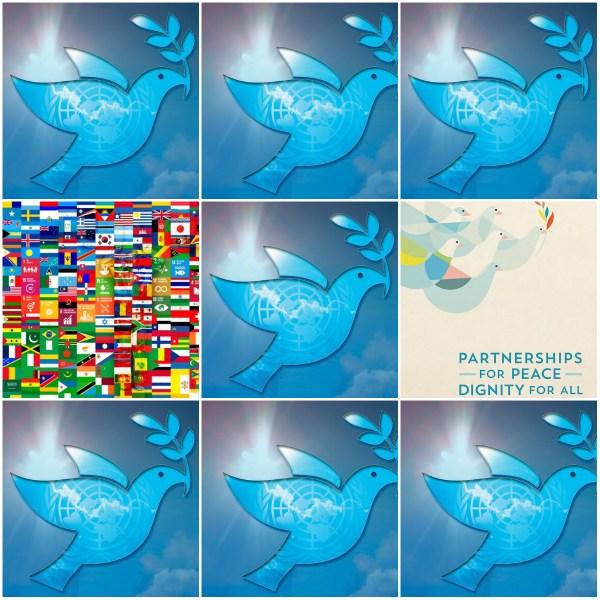 Motivation Mondays: Partnerships For Peace