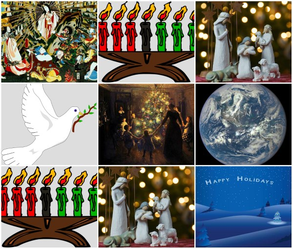 Motivation Mondays: HOLIDAY SPIRIT - Images of the Holiday Spirit