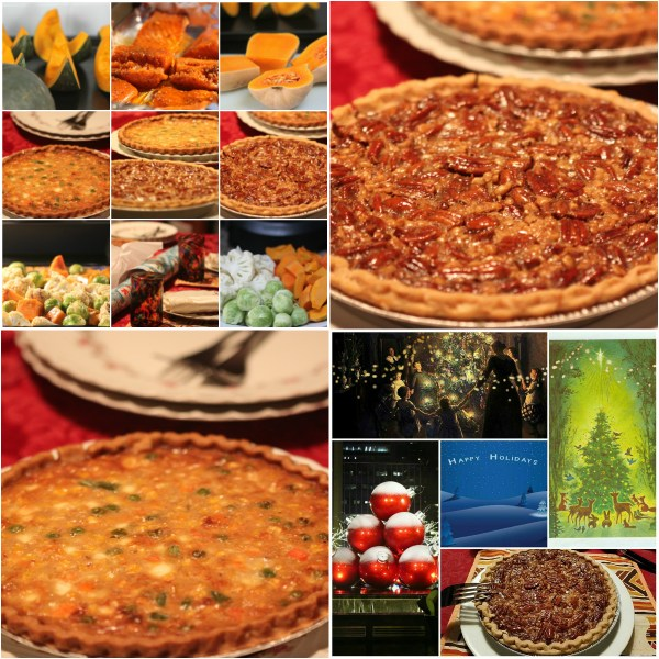 Weekly Photo Challenge: Now - Merry Christmas & A Feast to Enjoy!