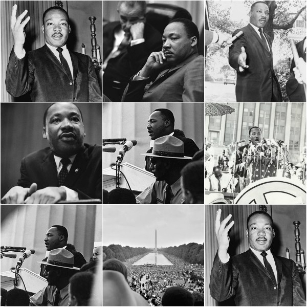 Motivation Mondays: I Have A Dream - #MLKDay