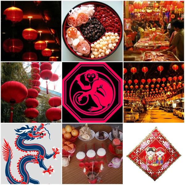 Motivation Mondays: Chinese New Year - Symbols, Rituals, Year of the Monkey