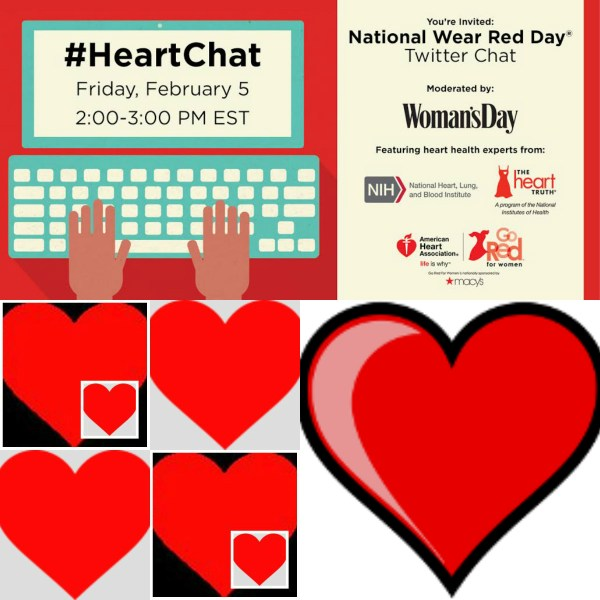 National Wear Red Day®: Join The #HeartChat