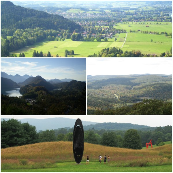 Weekly Photo Challenge: A collage of landscapes