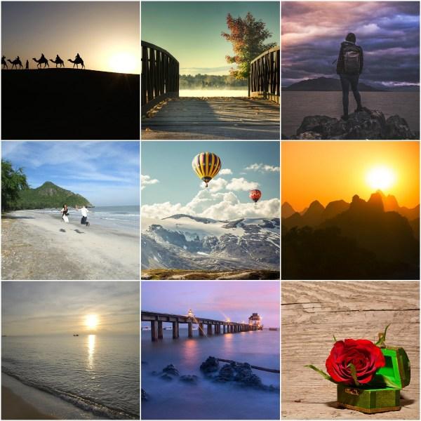 Motivation Mondays: Serendipity - Life's a journey ... enjoy the ride!