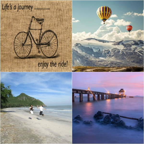 Motivation Mondays: Serendipity - Life's a journey ... enjoy the ride!