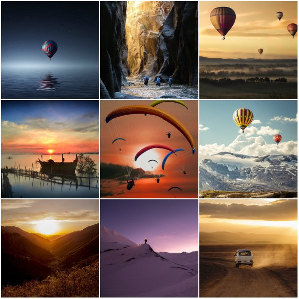 Haiku: Musings On Life's Adventures - The many ways we travel