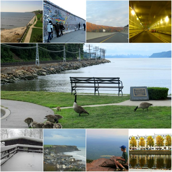 Weekly Photo Challenge: The Edge - From mountains to bluffs and body of water edges