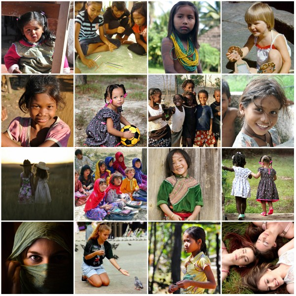 Reflections: We Will Rise - Empowering Girls Education Globally