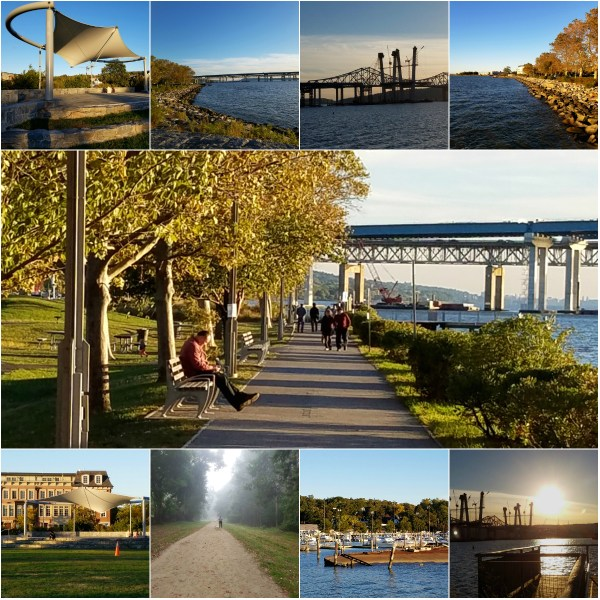 Weekly Photo Challenge: LOCAL - Hudson River & Tappan Zee Bridge from River Park