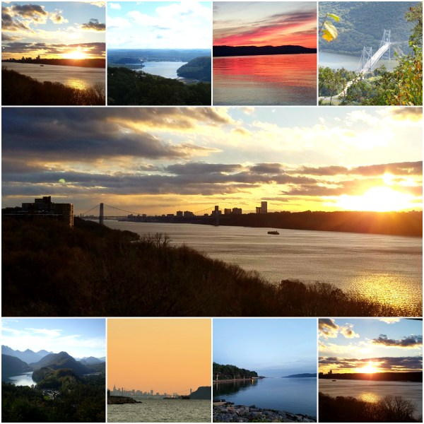 Weekly Photo Challenge: New Horizon - Facing South beyond the Hudson River