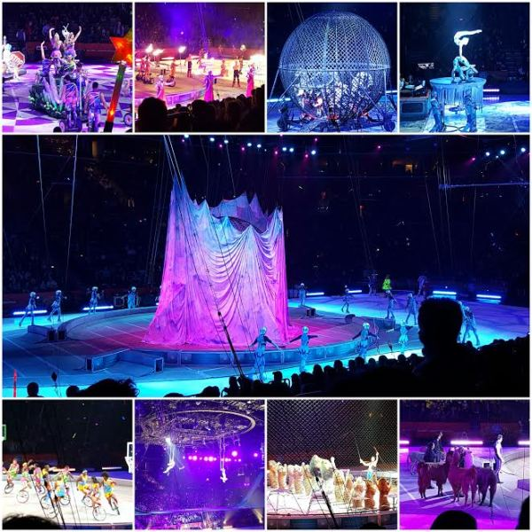 Ringling Bros and Barnum & Bailey® Presents Out Of This World™: A Review