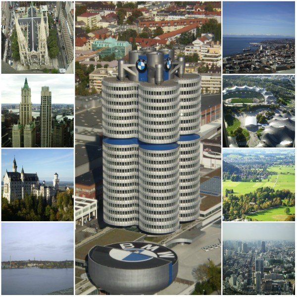 Photo Challenge: ATOP - 2nd photo in series of shots taken atop very tall buildings and locations.