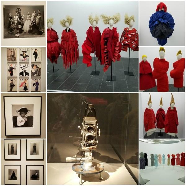 The MET: Rei Kawakubo & Irving Penn Exhibits