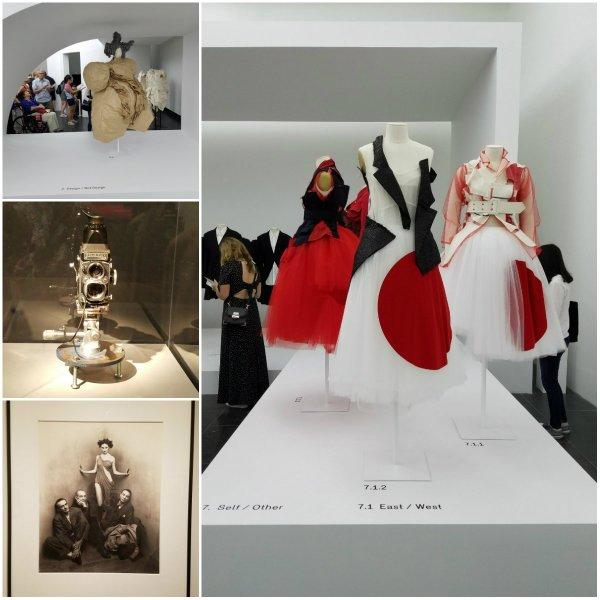 he MET: Rei Kawakubo & Irving Penn Exhibits