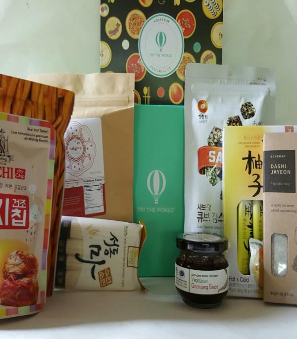Try The World: A Taste Of KOREA – East Asian food to enjoy!