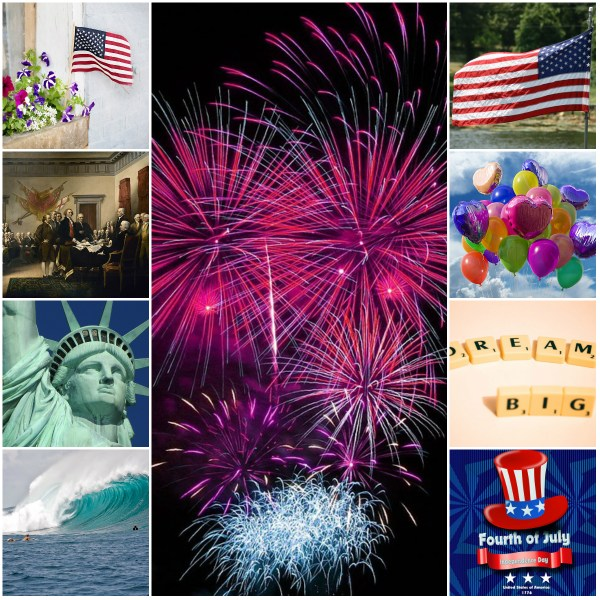Motivation Mondays: Dream BIGGER - Independence Day