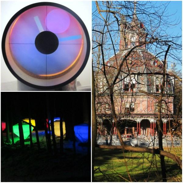 Photo Challenge: Uncommon = Unusual Octagon House
