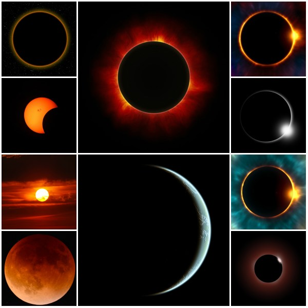 Motivation Mondays: ECLIPSE - A solar eclipse
