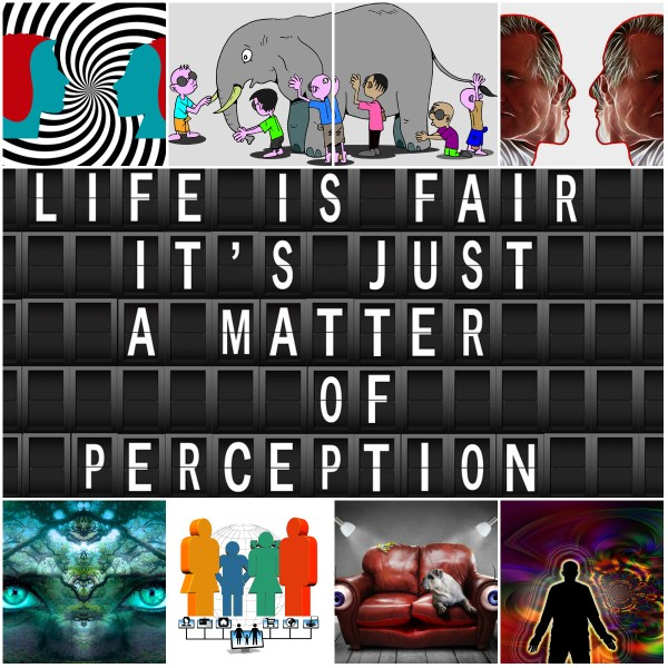 Motivation Mondays: PERCEPTION